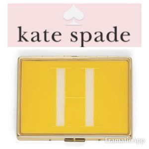 🆕♠️KATE SPADE NY It's Personal ID Cardholder